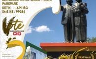 Dukung Monumen Habibie-Ainun  Jadi Juara API Award 2021